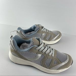 Sportsgirl Sporty Luxe Lace Up Trainers Size 39